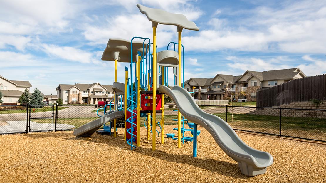 HOA Community Playground