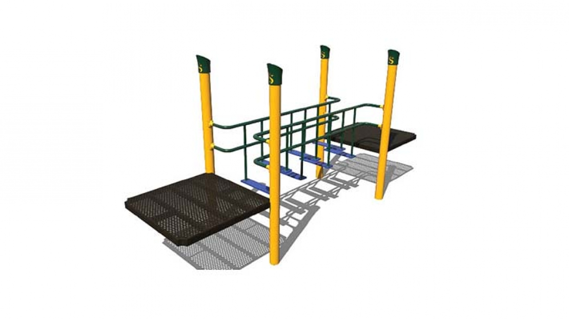 challenge bridge playground component