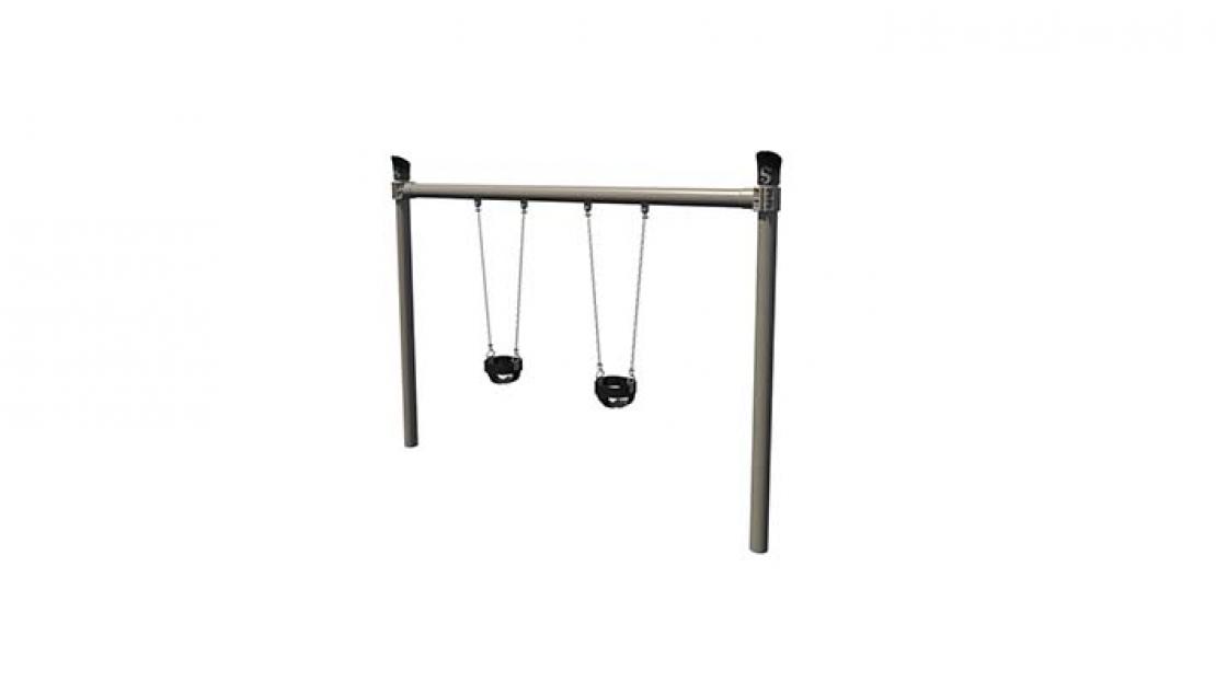 1 bay swing frame