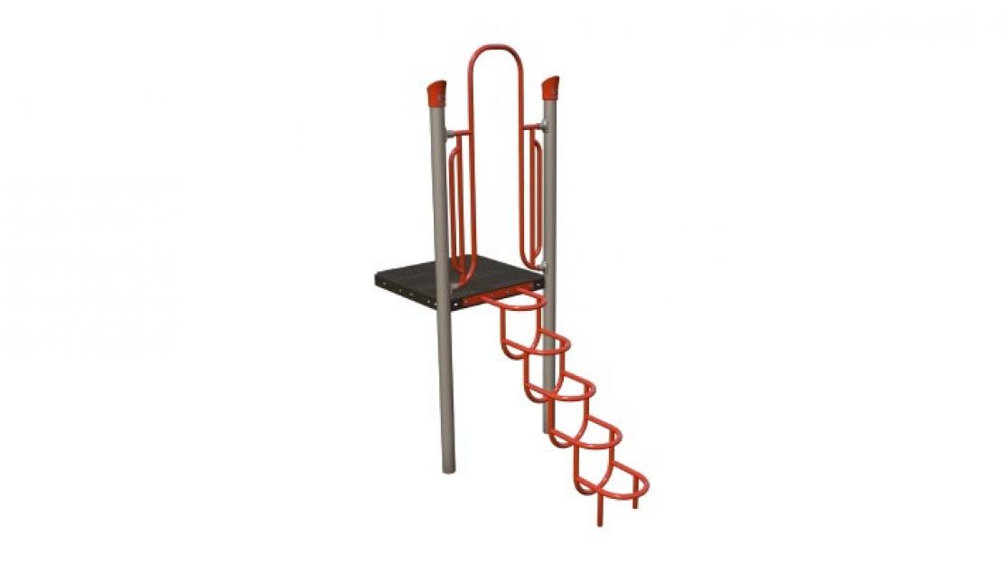 loop playground climber