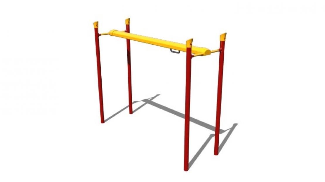 playground track glider