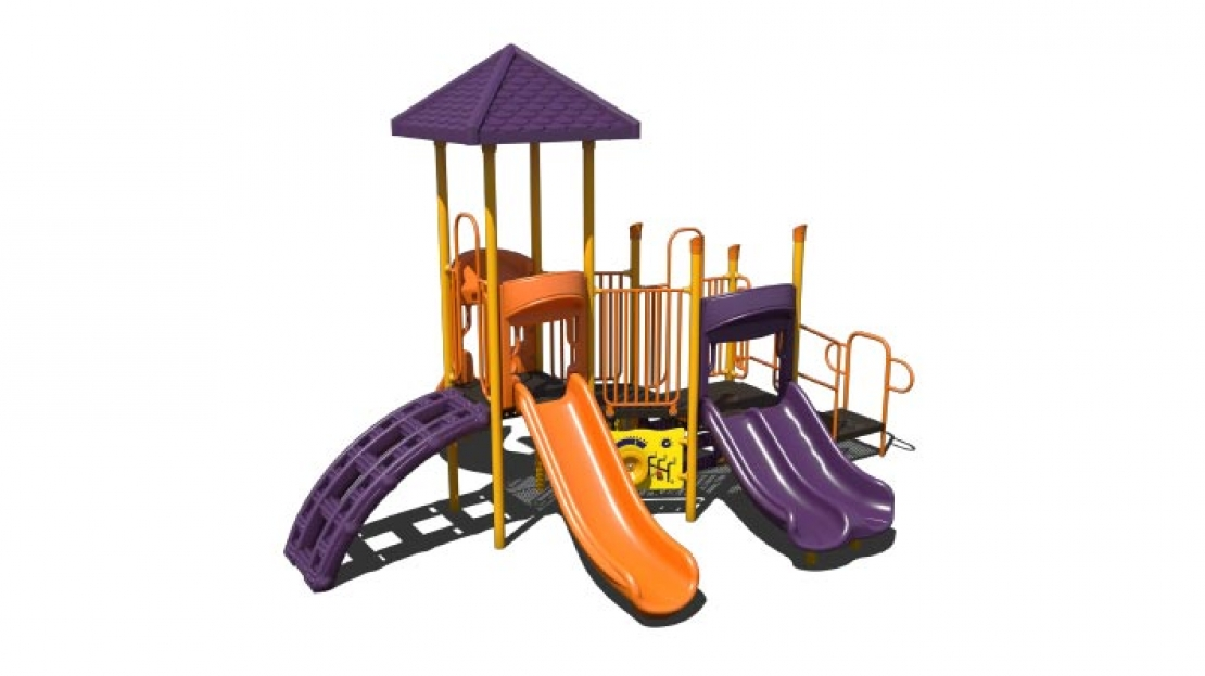 playground for 2-12 year olds