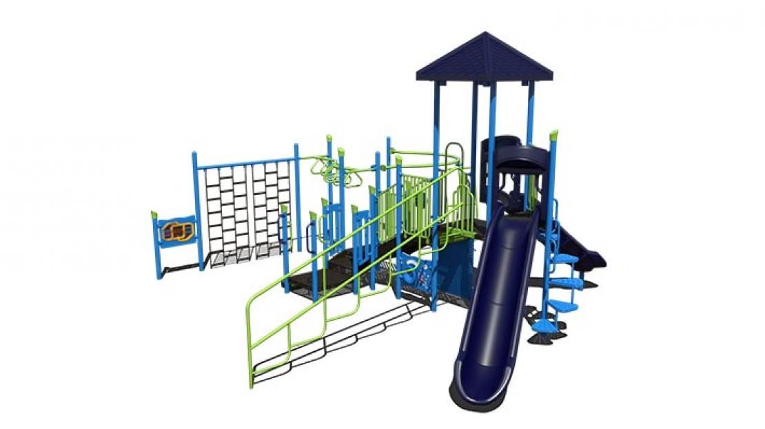 playground for school age children