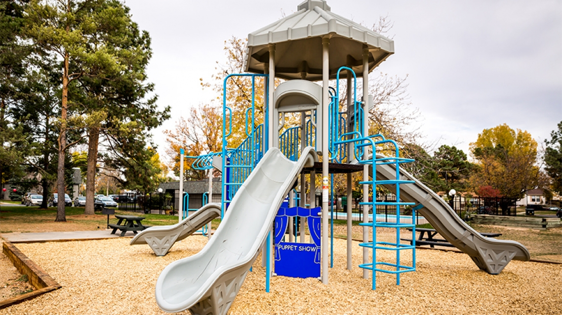 Aspenleaf Apartments Playground
