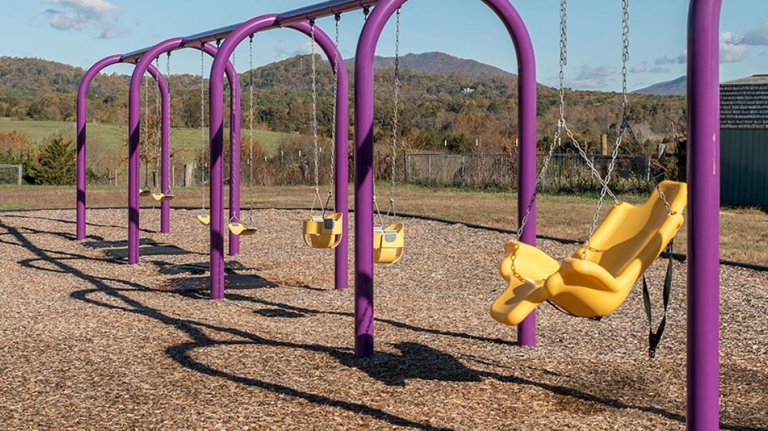 Playground ADA Swing