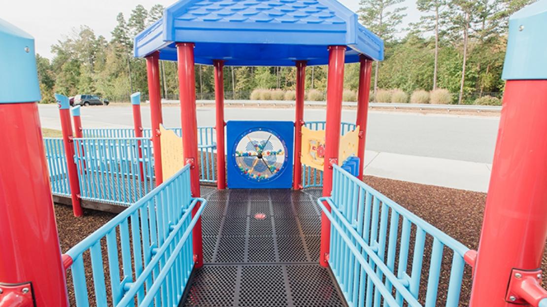Haynes-Inman Education Center Playground