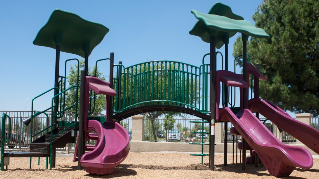 Immanuel Baptist Church Playground