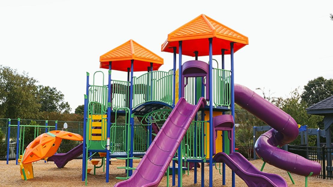 Mount Airy Park Playground