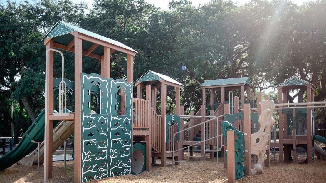 Ron Parker Playground