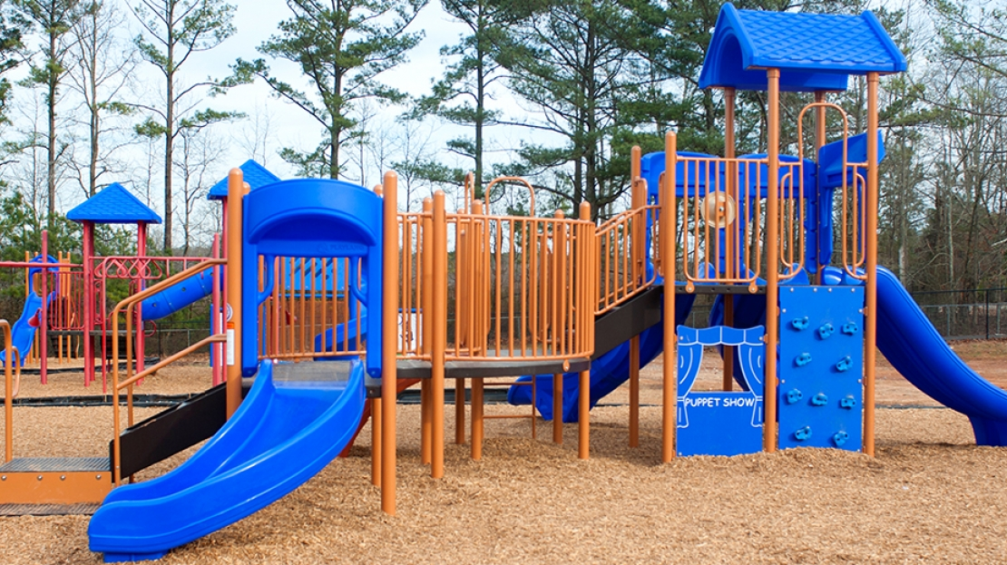Sand Hill School Playground Carrollton Ga