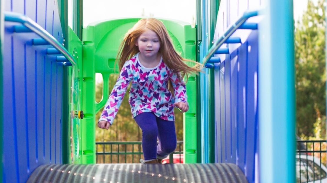 Children's Academy Playground