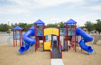 Chaparral Elementary School Playground