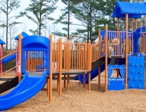 Sandy Hill Elementary School Playground