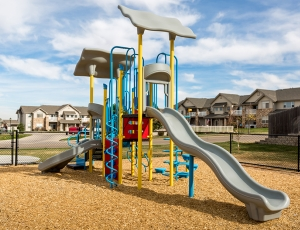 HOA Community Playground
