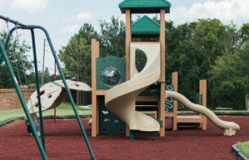 Playground Equipment For Residential