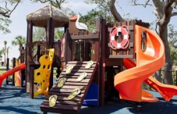 Bayfront Park Playground