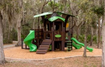 Canopy Shores Park Playground