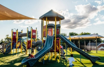 Cumming Georgia Playground