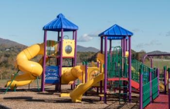 Brookhill Wesleyan Church Playground