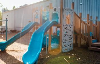 Four Points Church Playground