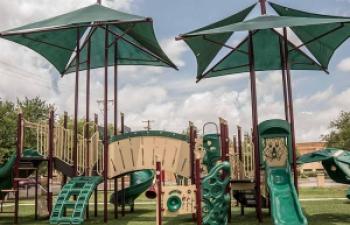First Presbyterian Church Playground