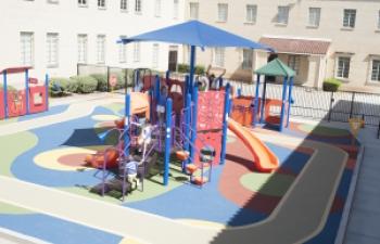 First-Baptist-Church-Midland-TX-playground