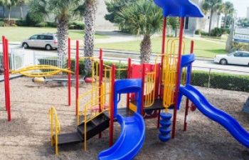 commercial toddler playground