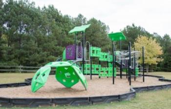 carrollton elementary school playground