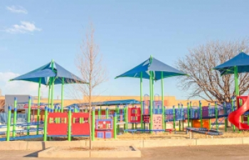 inclusive elementary playground