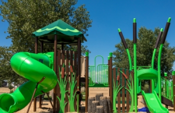 Centennial Lake Park Playground