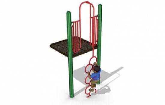 bubble playground climber