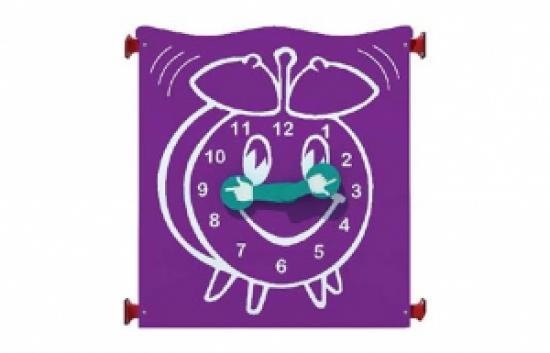 Clock playground panel