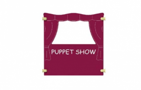 puppet show activity playground panel