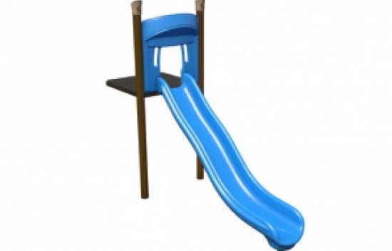 wave chute slide