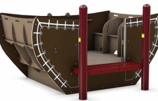 rockin glide playground glider