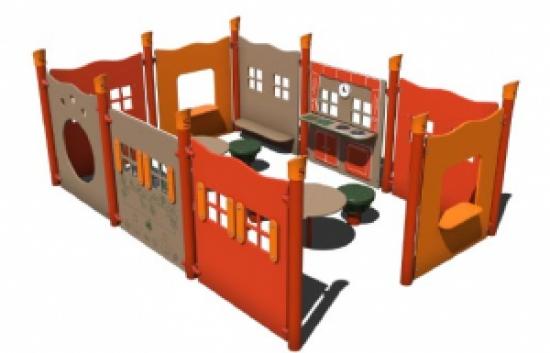 infant playground exploratorium
