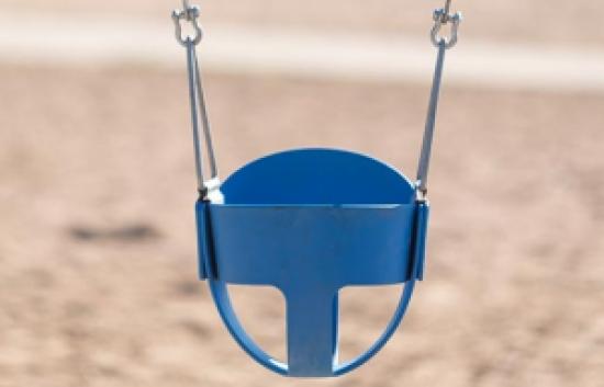 full bucket swing seat