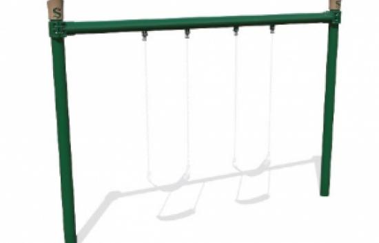 playground swing frame