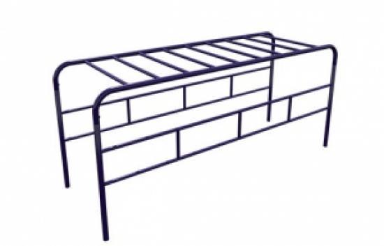 ADA playground overhead bars
