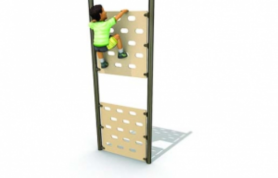 panel climber