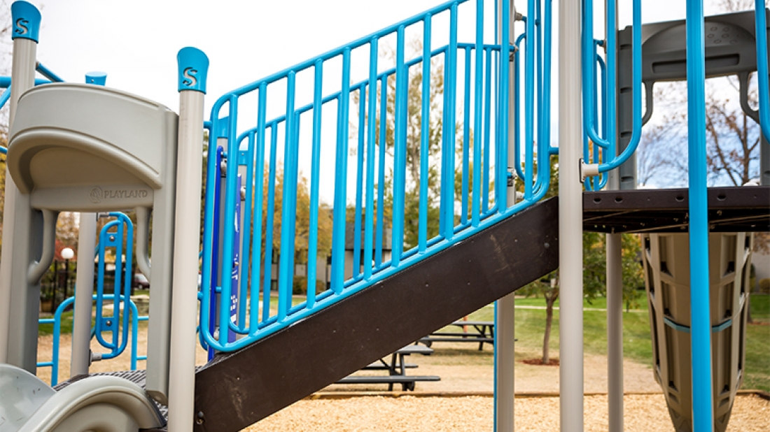 Safety Railing for Kids