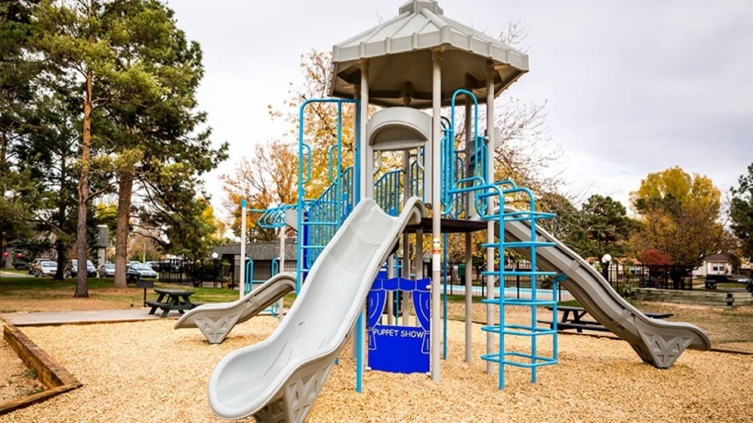 Aspenleaf Apartments Playground