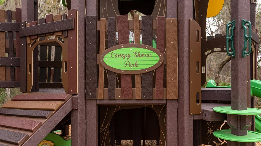 Playhouse Sign