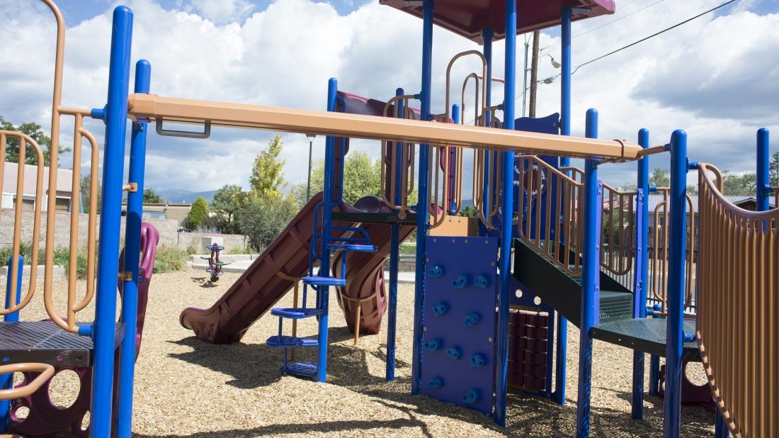 New Mexico Play Area