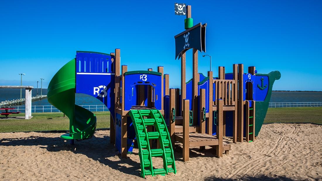 East Bay Park Playground