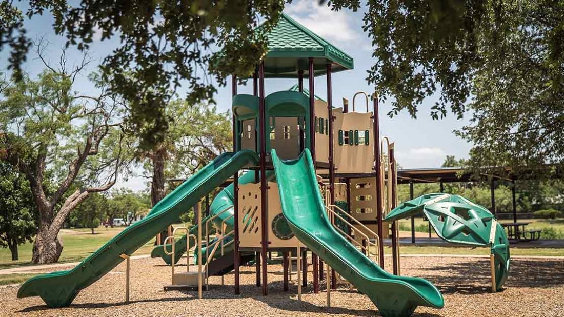 Large Play Structure