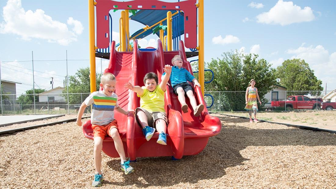 Kids Church Playground