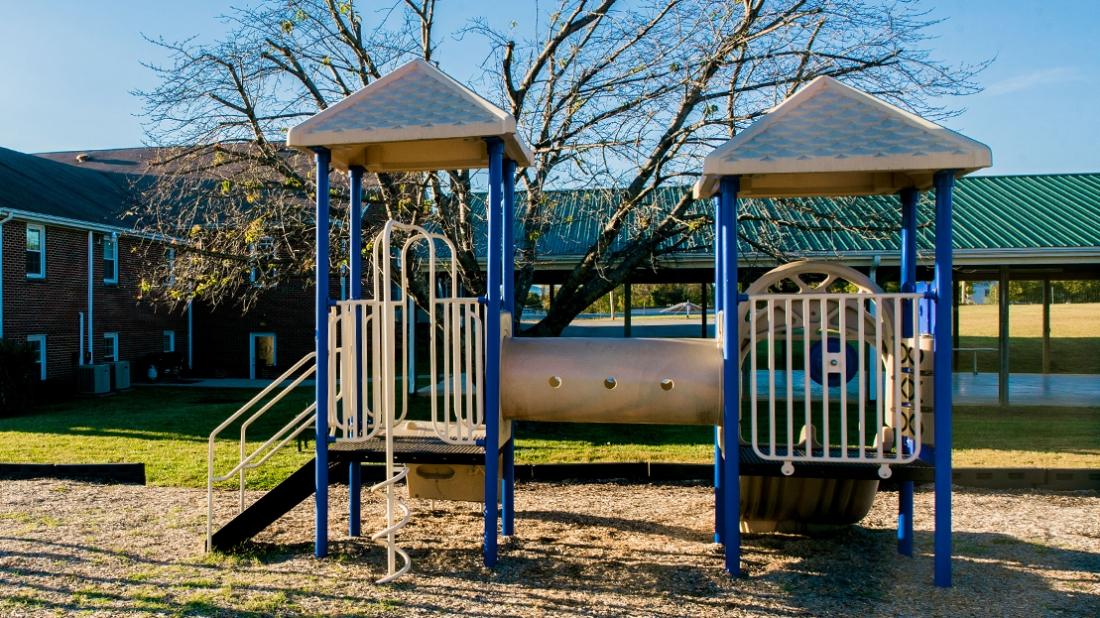 Lakewood Church Playground