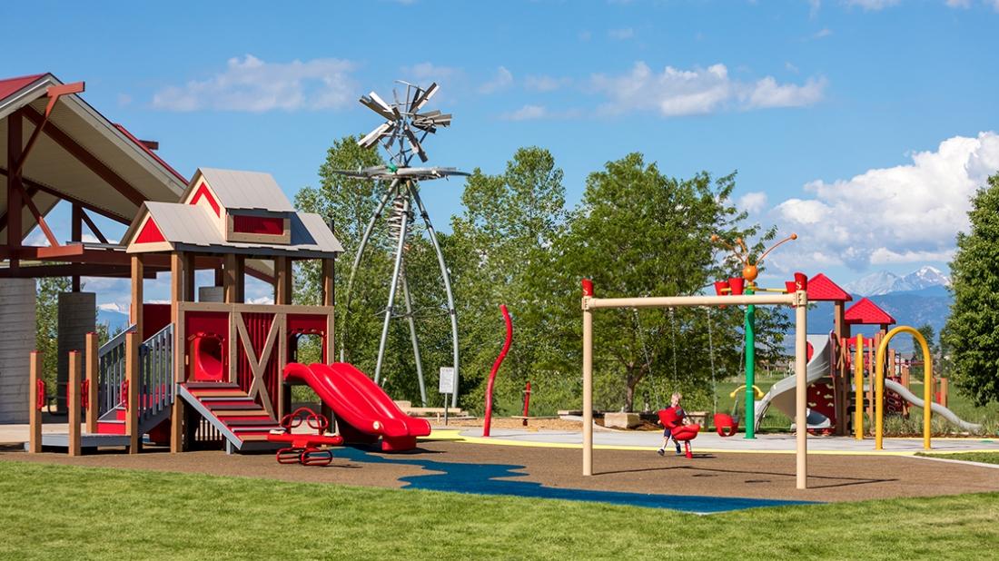 Loveland Colorado Playground