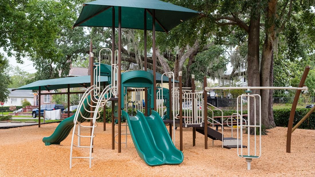 Kids Double Slide